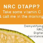 What does NRC DTAPP cover?