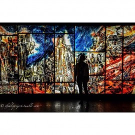 Kristen Cook Montreal stained glass
