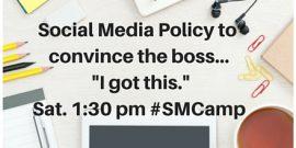 Social media consultant western canada image